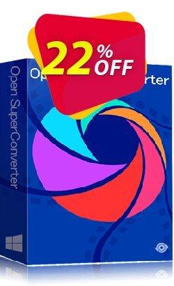 Open SuperConverter Coupon, discount Open SuperConverter formidable deals code 2020. Promotion: formidable deals code of Open SuperConverter 2020