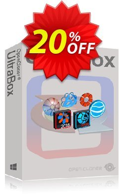 OpenCloner UltraBox Coupon, discount OpenCloner UltraBox wondrous promotions code 2020. Promotion: wondrous promotions code of OpenCloner UltraBox 2020