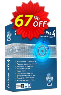 Revo Uninstaller PRO Coupon, discount 50% off REVO ALL software. Promotion: