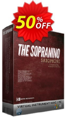 The Sopranino Coupon, discount The Sopranino Stirring offer code 2021. Promotion: fearsome discounts code of The Sopranino 2021