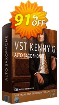 VST Kenny G Special Edition Discount Coupon, discount VST Kenny G Special Edition Discount Fearsome sales code 2021. Promotion: amazing sales code of VST Kenny G Special Edition Discount 2021