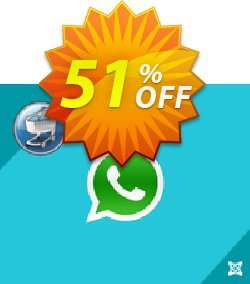 ExtensionCoder Joomla WhatsApp Virtuemart Extension - Pro Support Package  Coupon, discount 40% discount. Promotion: awful discount code of ExtensionCoder - Joomla - WhatsApp Virtuemart Extension - Pro Lifetime Package 2021