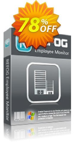 REFOG Employee Monitor Coupon, discount REFOG Coupon. Promotion:
