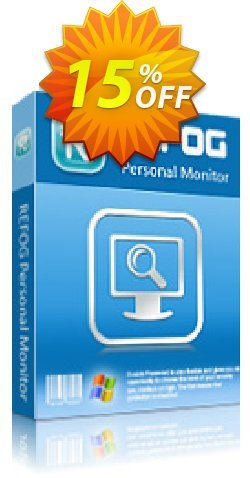 REFOG Personal Monitor - for Mac OS Coupon, discount REFOG Coupon for MAC. Promotion: