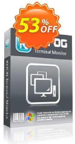 REFOG Terminal Monitor - for Windows Coupon, discount REFOG Coupon Terminal edtion. Promotion: