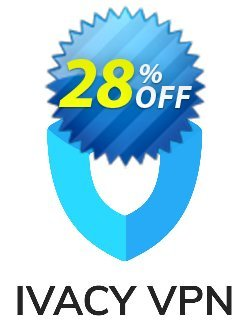 Ivacy VPN Coupon, discount 20% OFF Ivacy VPN Feb 2020. Promotion: Staggering promo code of Ivacy VPN, tested in February 2020