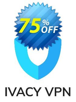 Ivacy VPN - 5 years  Coupon, discount 20% OFF Ivacy VPN (5 years) Feb 2021. Promotion: Staggering promo code of Ivacy VPN (5 years), tested in February 2021
