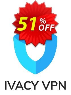 Ivacy VPN - 6 months  Coupon, discount 50% OFF Ivacy VPN (6 months) Feb 2021. Promotion: Staggering promo code of Ivacy VPN (6 months), tested in February 2021