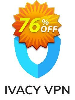 Ivacy VPN - 2 years  Coupon, discount 24% OFF Ivacy VPN (2 years) Feb 2020. Promotion: Staggering promo code of Ivacy VPN (2 years), tested in February 2020