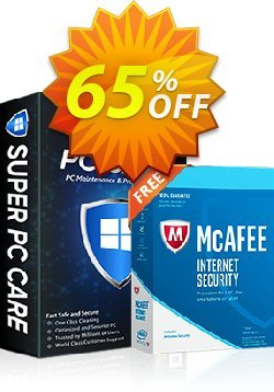 Super PC Care Coupon, discount 50% OFF Super PC Care, verified. Promotion: Fearsome offer code of Super PC Care, tested & approved
