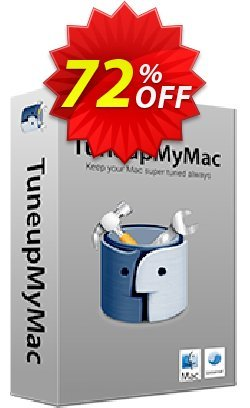 TuneupMyMac Coupon, discount 72% OFF TuneupMyMac, verified. Promotion: Fearsome offer code of TuneupMyMac, tested & approved