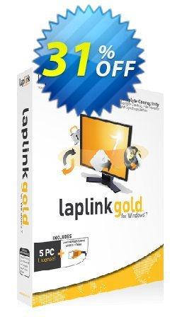 Laplink GOLD Coupon discount 30% OFF Laplink GOLD, verified. Promotion: Excellent promo code of Laplink GOLD, tested & approved