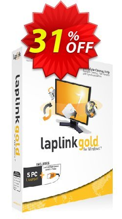 Laplink GOLD Coupon, discount 30% OFF Laplink GOLD, verified. Promotion: Excellent promo code of Laplink GOLD, tested & approved