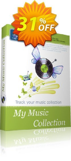 My Music Collection Coupon, discount 30% OFF My Music Collection, verified. Promotion: Marvelous discounts code of My Music Collection, tested & approved