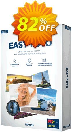 EASY Foto Coupon, discount 15% OFF EASY Foto, verified. Promotion: Awful sales code of EASY Foto, tested & approved