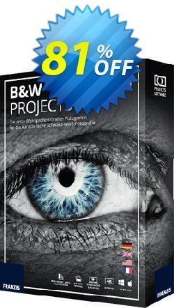 BLACK&WHITE projects 5 Coupon, discount 71% OFF BLACK&WHITE projects 5, verified. Promotion: Awful sales code of BLACK&WHITE projects 5, tested & approved