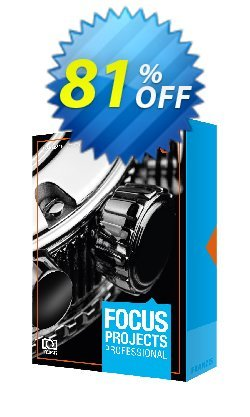FOCUS projects 3 Coupon, discount 66% OFF FOCUS projects 3, verified. Promotion: Awful sales code of FOCUS projects 3, tested & approved
