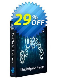OnClick Utilities Coupon, discount 25% OFF OnClick Utilities, verified. Promotion: Best promo code of OnClick Utilities, tested & approved