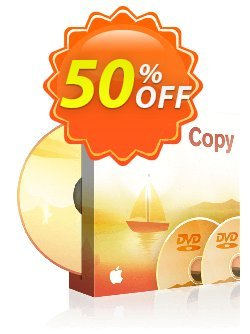 DVDFab DVD Copy for MAC Coupon discount 50% OFF DVDFab DVD Copy for MAC, verified. Promotion: Special sales code of DVDFab DVD Copy for MAC, tested & approved