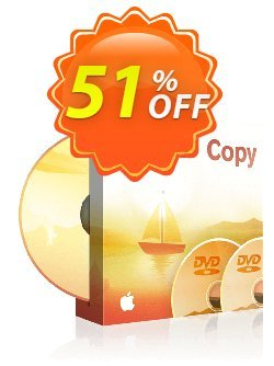 DVDFab DVD Copy for MAC - 1 year license  Coupon discount 50% OFF DVDFab DVD Copy for MAC (1 year license), verified - Special sales code of DVDFab DVD Copy for MAC (1 year license), tested & approved