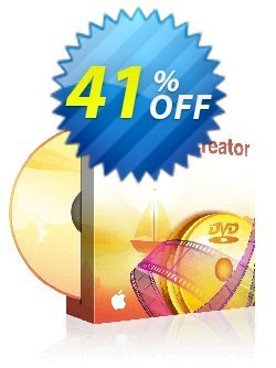 DVDFab DVD Creator for MAC Coupon discount 50% OFF DVDFab DVD Creator for MAC, verified. Promotion: Special sales code of DVDFab DVD Creator for MAC, tested & approved