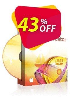 DVDFab DVD Creator for MAC - 1 month License  Coupon discount 50% OFF DVDFab DVD Creator for MAC (1 month License), verified - Special sales code of DVDFab DVD Creator for MAC (1 month License), tested & approved