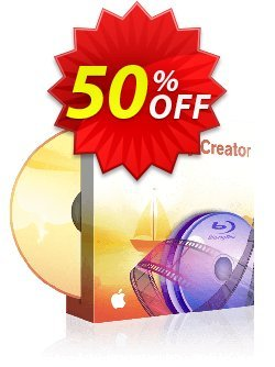 DVDFab Blu-ray Creator for MAC Coupon discount 50% OFF DVDFab Blu-ray Creator for MAC, verified - Special sales code of DVDFab Blu-ray Creator for MAC, tested & approved
