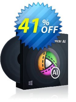 DVDFab Enlarger AI for MAC - 1 year License  Coupon discount 50% OFF DVDFab Enlarger AI for MAC (1 year License), verified - Special sales code of DVDFab Enlarger AI for MAC (1 year License), tested & approved