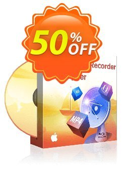 DVDFab Blu-ray Recorder Ripper for MAC Coupon discount 50% OFF DVDFab Blu-ray Recorder Ripper for MAC, verified. Promotion: Special sales code of DVDFab Blu-ray Recorder Ripper for MAC, tested & approved