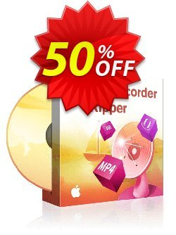 DVDFab 4K Recorder Ripper for MAC Coupon discount 50% OFF DVDFab 4K Recorder Ripper for MAC, verified. Promotion: Special sales code of DVDFab 4K Recorder Ripper for MAC, tested & approved
