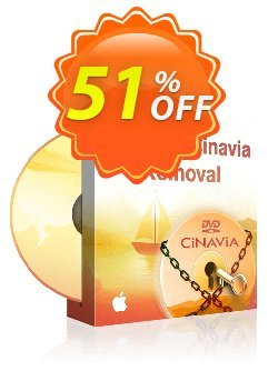 DVDFab DVD Cinavia Removal for MAC Coupon discount 50% OFF DVDFab DVD Cinavia Removal for MAC, verified - Special sales code of DVDFab DVD Cinavia Removal for MAC, tested & approved