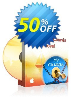 DVDFab Blu-ray Cinavia Removal for MAC Coupon discount 50% OFF DVDFab Blu-ray Cinavia Removal for MAC, verified - Special sales code of DVDFab Blu-ray Cinavia Removal for MAC, tested & approved