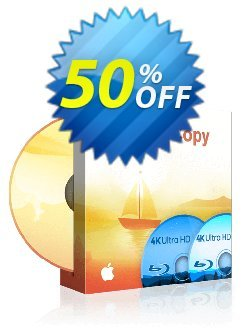 DVDFab UHD Copy for MAC Coupon discount 50% OFF DVDFab UHD Copy for MAC, verified - Special sales code of DVDFab UHD Copy for MAC, tested & approved