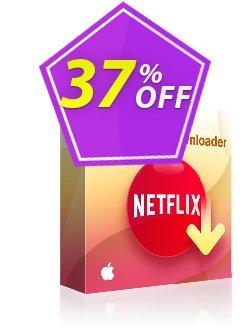StreamFab Netflix Downloader for MAC - 1 Month  Coupon discount 35% OFF DVDFab Netflix Downloader for MAC 1 Month, verified - Special sales code of DVDFab Netflix Downloader for MAC 1 Month, tested & approved