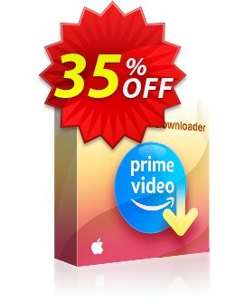 StreamFab Amazon Downloader for MAC Coupon discount 35% OFF StreamFab Amazon Downloader, verified - Special sales code of StreamFab Amazon Downloader, tested & approved