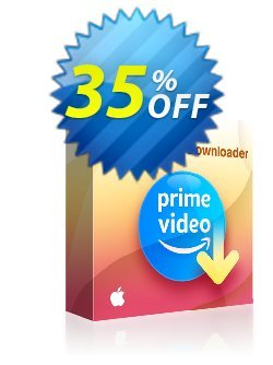 StreamFab Amazon Downloader for MAC - 1 Year  Coupon discount 35% OFF StreamFab Amazon Downloader for MAC 1 Year, verified - Special sales code of StreamFab Amazon Downloader for MAC 1 Year, tested & approved