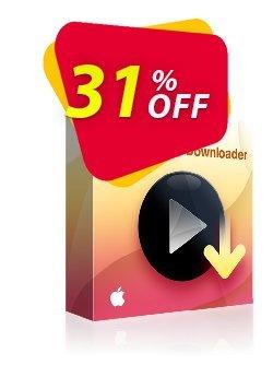 StreamFab U-NEXT Downloader for MAC - 1 Year License  Coupon, discount 30% OFF StreamFab U-NEXT Downloader for MAC (1 Year License), verified. Promotion: Special sales code of StreamFab U-NEXT Downloader for MAC (1 Year License), tested & approved