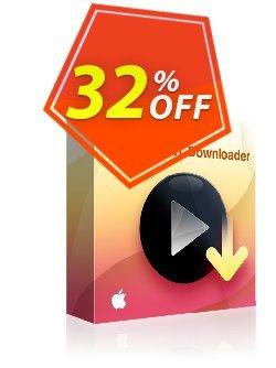 StreamFab U-NEXT Downloader for MAC - 1 Month License  Coupon, discount 30% OFF StreamFab U-NEXT Downloader for MAC (1 Month License), verified. Promotion: Special sales code of StreamFab U-NEXT Downloader for MAC (1 Month License), tested & approved