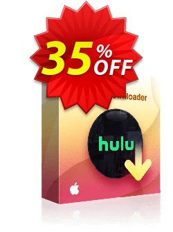 DVDFab Hulu Downloader for MAC - 1 Year License  Coupon discount 30% OFF DVDFab Hulu Downloader (1 Year License), verified - Special sales code of DVDFab Hulu Downloader (1 Year License), tested & approved