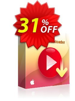 StreamFab R18 Downloader for MAC - 1 year  Coupon discount 30% OFF StreamFab R18 Downloader for MAC (1 year), verified - Special sales code of StreamFab R18 Downloader for MAC (1 year), tested & approved