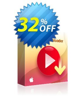 StreamFab R18 Downloader for MAC - 1 month  Coupon discount 30% OFF StreamFab R18 Downloader for MAC (1 month), verified - Special sales code of StreamFab R18 Downloader for MAC (1 month), tested & approved