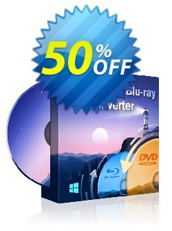DVDFab DVD to Blu-ray Converter Coupon discount 50% OFF DVDFab DVD to Blu-ray Converter, verified. Promotion: Special sales code of DVDFab DVD to Blu-ray Converter, tested & approved