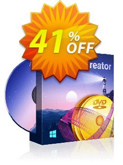 DVDFab DVD Creator Coupon discount 50% OFF DVDFab DVD Creator, verified - Special sales code of DVDFab DVD Creator, tested & approved