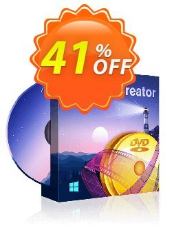 DVDFab DVD Creator Lifetime License Coupon discount 50% OFF DVDFab DVD Creator Lifetime License, verified - Special sales code of DVDFab DVD Creator Lifetime License, tested & approved