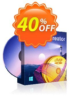 DVDFab DVD Creator - 1 year license  Coupon discount 50% OFF DVDFab DVD Creator (1 year license), verified - Special sales code of DVDFab DVD Creator (1 year license), tested & approved