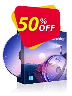 DVDFab Blu-ray Creator Coupon discount 50% OFF DVDFab Blu-ray Creator, verified. Promotion: Special sales code of DVDFab Blu-ray Creator, tested & approved
