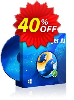 DVDFab Enlarger AI Coupon discount 50% OFF DVDFab Enlarger AI, verified - Special sales code of DVDFab Enlarger AI, tested & approved