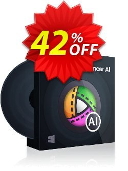 DVDFab Enlarger AI - 1 month License  Coupon discount 50% OFF DVDFab Enlarger AI (1 month License), verified - Special sales code of DVDFab Enlarger AI (1 month License), tested & approved