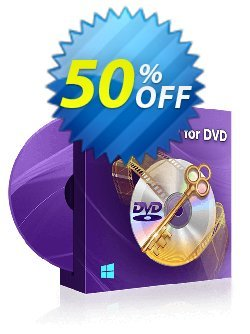 DVDFab Passkey for DVD Coupon discount 50% OFF DVDFab Passkey for DVD, verified - Special sales code of DVDFab Passkey for DVD, tested & approved