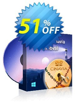 DVDFab DVD Cinavia Removal Coupon discount 50% OFF DVDFab DVD Cinavia Removal, verified - Special sales code of DVDFab DVD Cinavia Removal, tested & approved